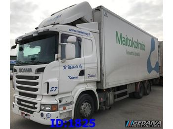 Refrigerator truck SCANIA SCANIA R500 6x2 Thermoking