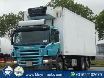 Refrigerator truck Scania P230 6x2 thermoking