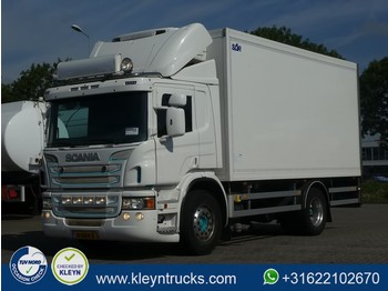 Refrigerator truck Scania P230 carrier meatrails