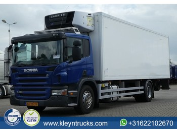Refrigerator truck Scania P230 carrier only 269tkm