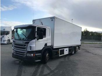 Scania P250 - SOON EXPECTED - 4X2 WITH CARRIER EURO 6  - refrigerator truck