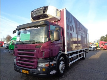 Scania P 230 + Cooling + Lift - refrigerator truck