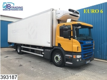 Scania P 380 EURO 6, Thermoking, Airco - refrigerator truck