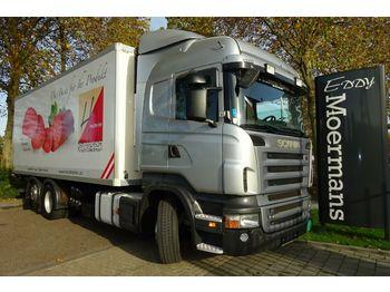 Refrigerator truck Scania R400 Highline 6x2