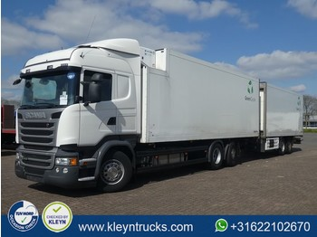 Scania R410 schmitz thermo king - refrigerator truck