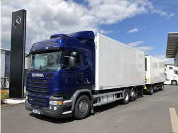 Scania R450 LB 6x2 Kühlkoffer Thermoking T1000R  - refrigerator truck