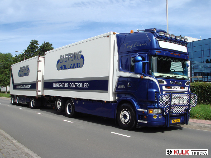 Scania R500 6X2 Concourstaat Double-load / Thermoking