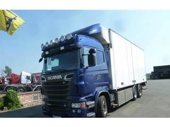 Refrigerator truck Scania R560: picture 1