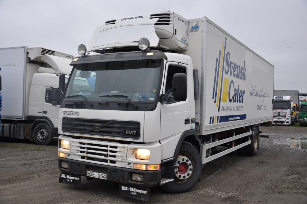 refrigerator truck VOLVO FM7 250