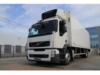 Refrigerator truck Volvo FE 280 + FRIGO MULTI TEMP + CARRIER + D'Hollandia