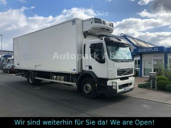 Refrigerator truck Volvo FE 280 Kühlkoffer Thermo King Klima Ladebordwand