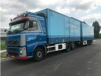 Refrigerator truck Volvo FH12-480 6X2 WITH 3 AXEL HANGER 2003 THERMOKING