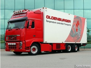 Volvo FH16 750 6X2 FULL OPTIONS THERMO KING UT - refrigerator truck