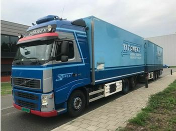 Refrigerator truck Volvo FH480 6X2R + 3 AXEL HANGER YEAR 2003 EURO 5