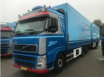 Refrigerator truck Volvo FH480 6X2 WITH 2AXEL HANGER 2001