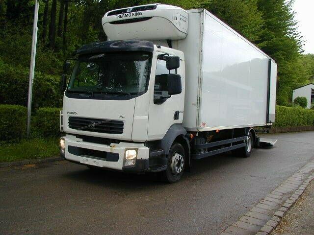 refrigerator truck Volvo FL12240