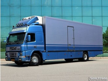 Volvo FM7.310 EURO 2 THERMO KING TS500 BLOEMEN LAADKLEP HOLLAND TRUCK - refrigerator truck
