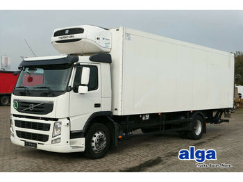 Volvo FM 340, Schmitz, Thermo King T-1200R, 2to. LBW  - refrigerator truck