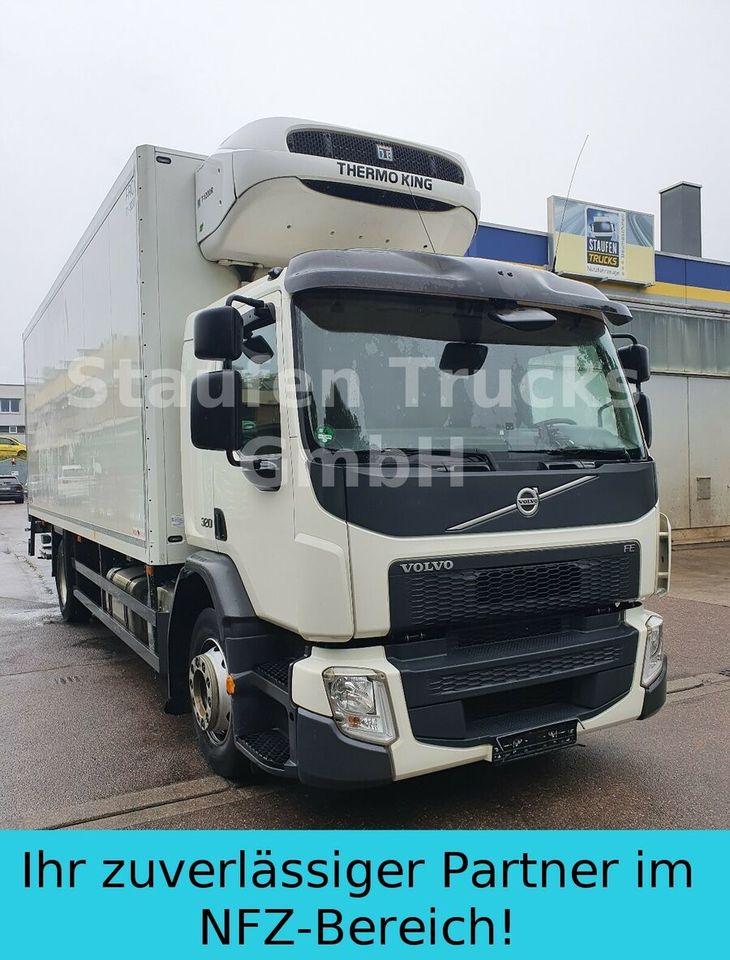 refrigerator truck Volvo VOLVO FE 320 18-to SCHMITZ TK-Koffer T 1200R