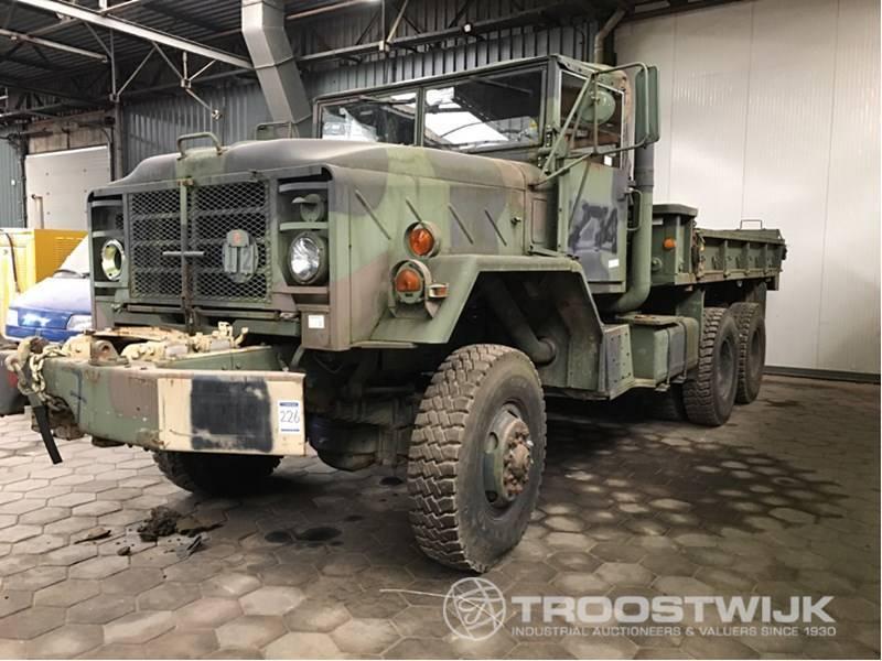 Truck Reo M925 W/W - Truck1 ID: 3580770