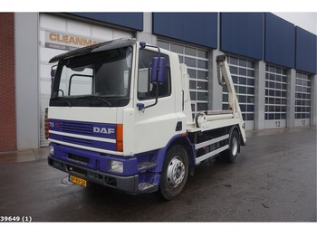 DAF FA 75.270 Manual - skip loader truck
