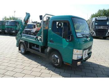 FUSO Canter 6 S 15- jotha-Tele  - شاحنة نقل المخلفات