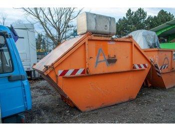 Skip loader truck Ferro