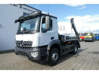 Mercedes-Benz 1833/4x2 AROCS -3.900 Radstand  - skip loader truck