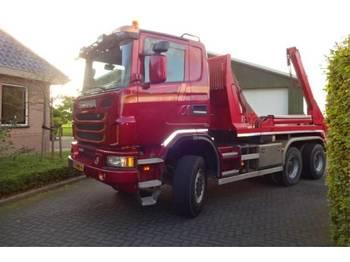 Scania G 450 - شاحنة نقل المخلفات