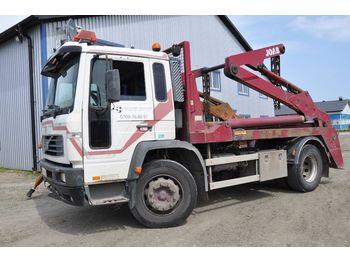 Skip loader truck VOLVO FL6 220