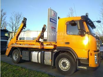 Skip loader truck Volvo FM13 440 4x2R GERGEN Adonis 1.Hand Schaltgetrieb