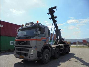 Skip loader truck Volvo FM 420 8X4