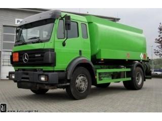 mercedes benz 1820 sk a3 tankwagen diesel l. Black Bedroom Furniture Sets. Home Design Ideas