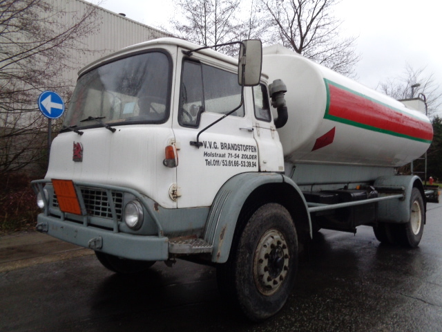 04c0f4bbbe03c5 Bedford TK 1470 tank truck from Belgium for sale at Truck1