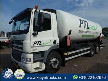Tank truck DAF CF 85.360 gas tank 27.000 ltr: picture 1