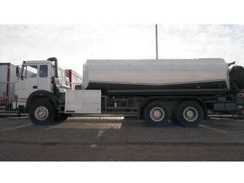 Tank truck Iveco 260-32AH 6X4 FUEL TANK MANUAL GEARBOX 32.000KM: picture 1