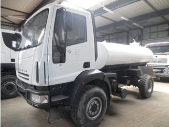 Iveco EUROCARGO 4x4 water tank - tank truck