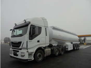 Iveco STRALIS EURO 6 MANUAL - tank truck