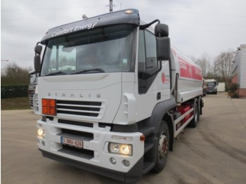 Iveco Stralis - REF364 - tank truck