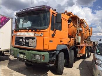 Tank truck MAN F2000 41.463