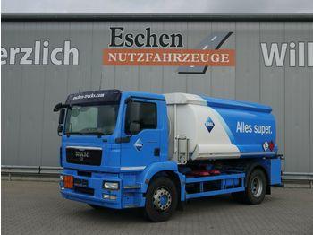 Tank truck MAN TGM 18.250*13.540*Esterer aus 2010*Klima*1.Hand