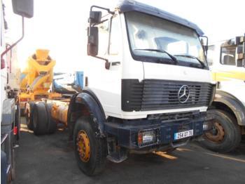 Tank truck Mercedes 2631