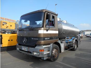 Tank truck Mercedes Actros 1831