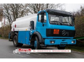 Tank truck Mercedes-Benz 1422 Tankaufbau Willig 10,5m³