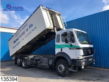 Mercedes-Benz 2538 6x2, EPS 16, Silo / Bulk, Tipper, 40 M3, Hub reduction - tank truck