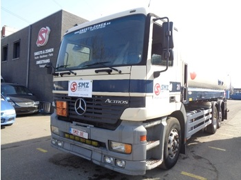 Mercedes-Benz Actros 2640 20000 L 5compartment - tank truck