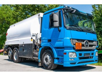Tank truck Mercedes-Benz Actros MP3 2544 L 6x2 Willig 19,5m³