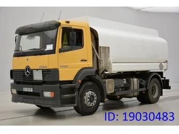 Tank truck Mercedes-Benz Atego 1823N