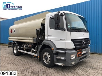 Tank truck Mercedes-Benz Axor 1828 Fuel tank, 14420 liter, Liquid meter, 4 compartments, ADR, 10 bar