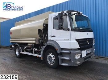 Mercedes-Benz Axor 1829 Fuel tank, 14420 liter, Liquid meter, 2 compartments, ADR, 10 Bar - tank truck